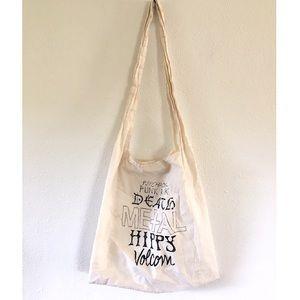 Volcom Lightweight Printed Tote Bag